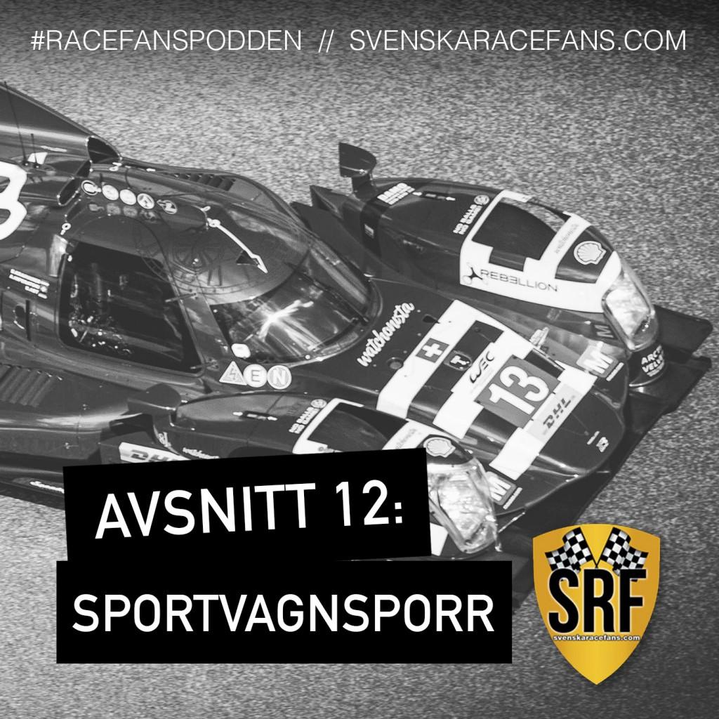 12-sportvagnsporr